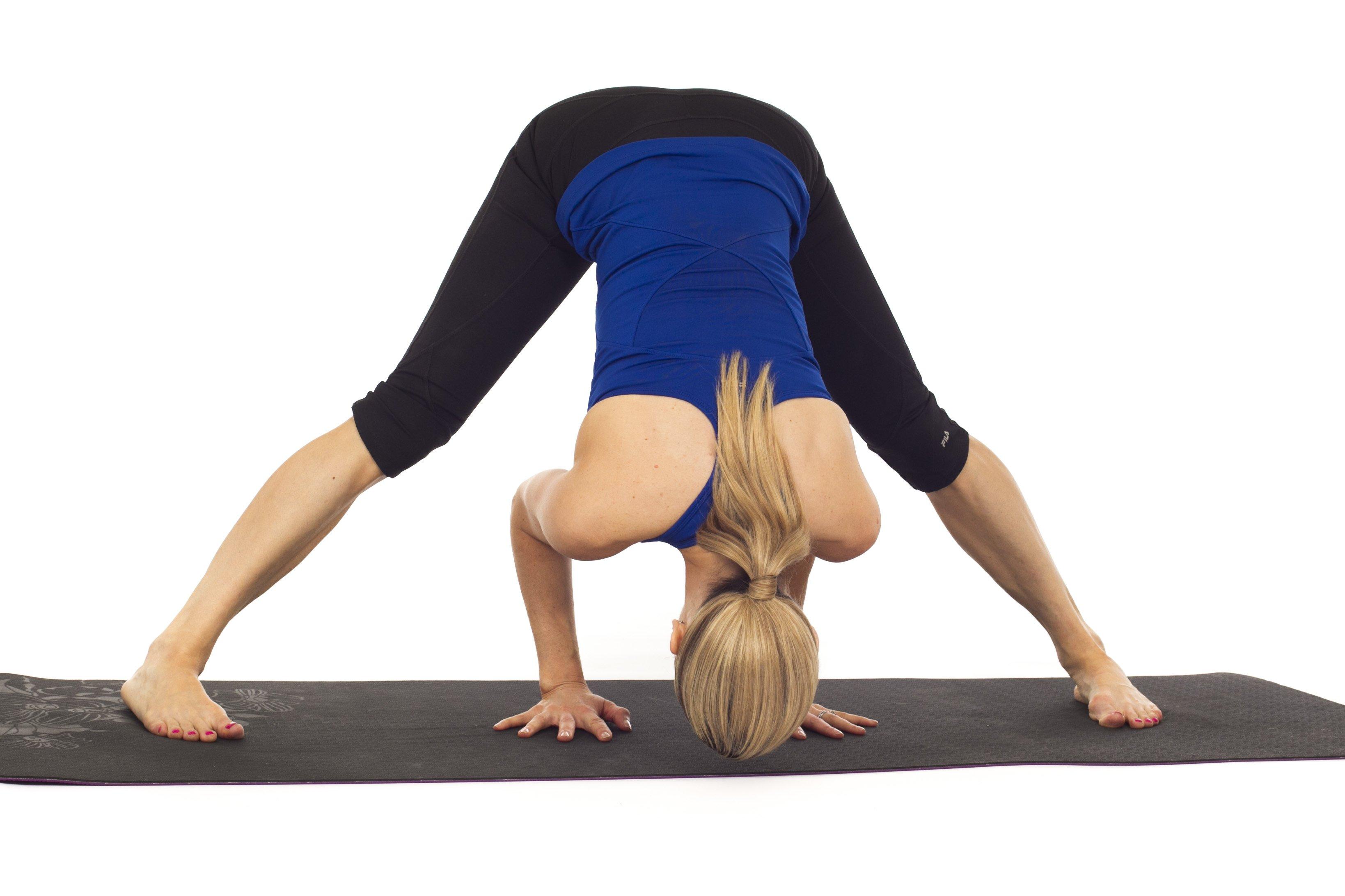 Straddle Position