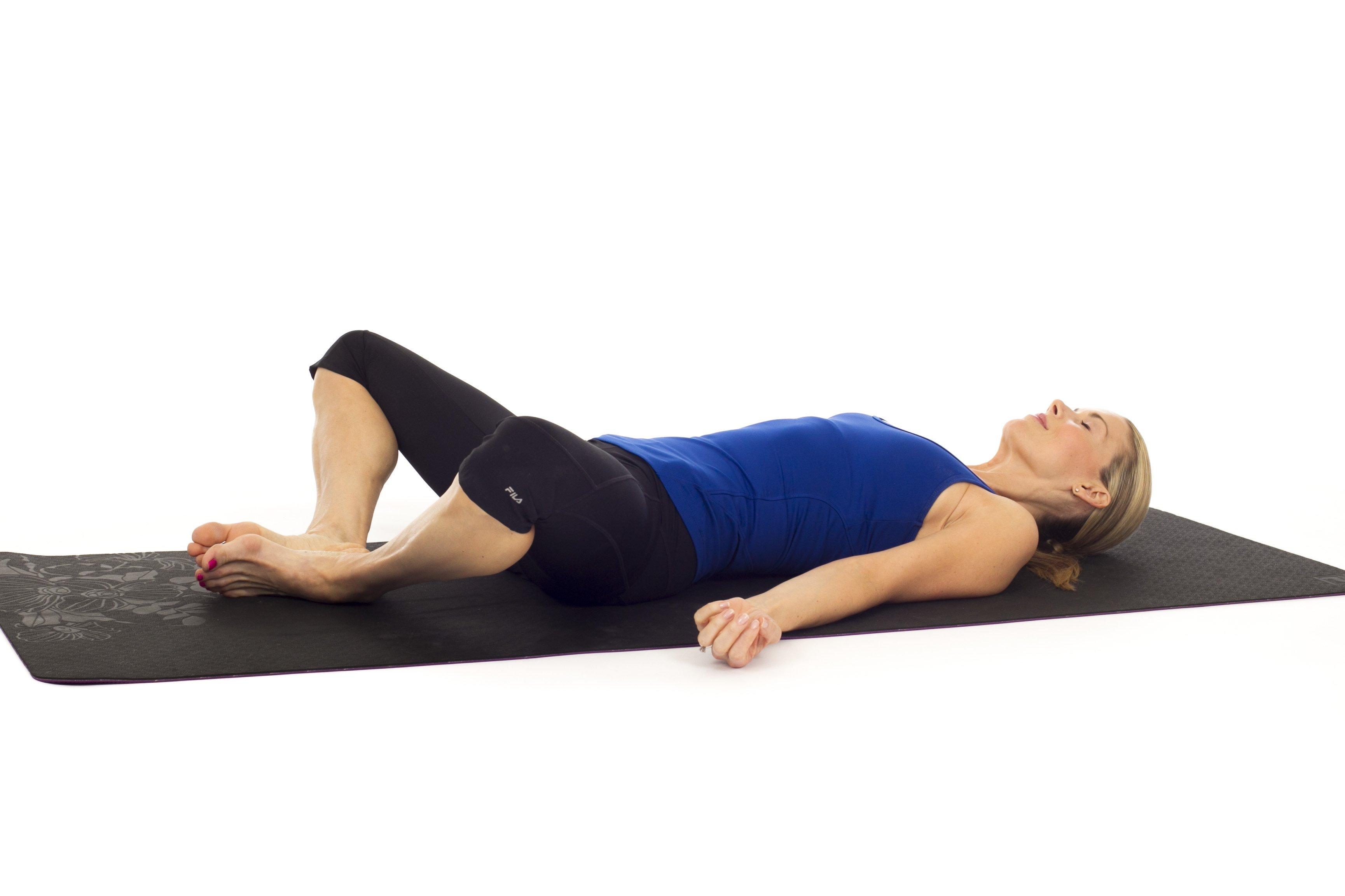 Yoga Goddess Pose