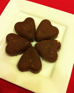 NuttZo chocolates
