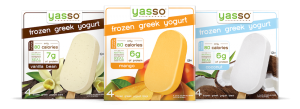 Yasso New Flavors