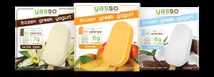 Yasso New Flavors