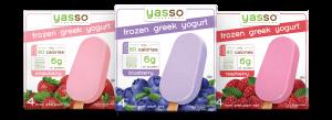 Yasso Original Flavors