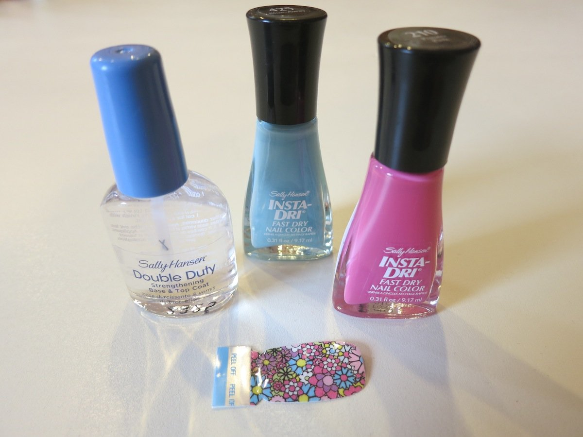 I Heart Nail Art Contest With Sally Hansen My Own Personal Nail