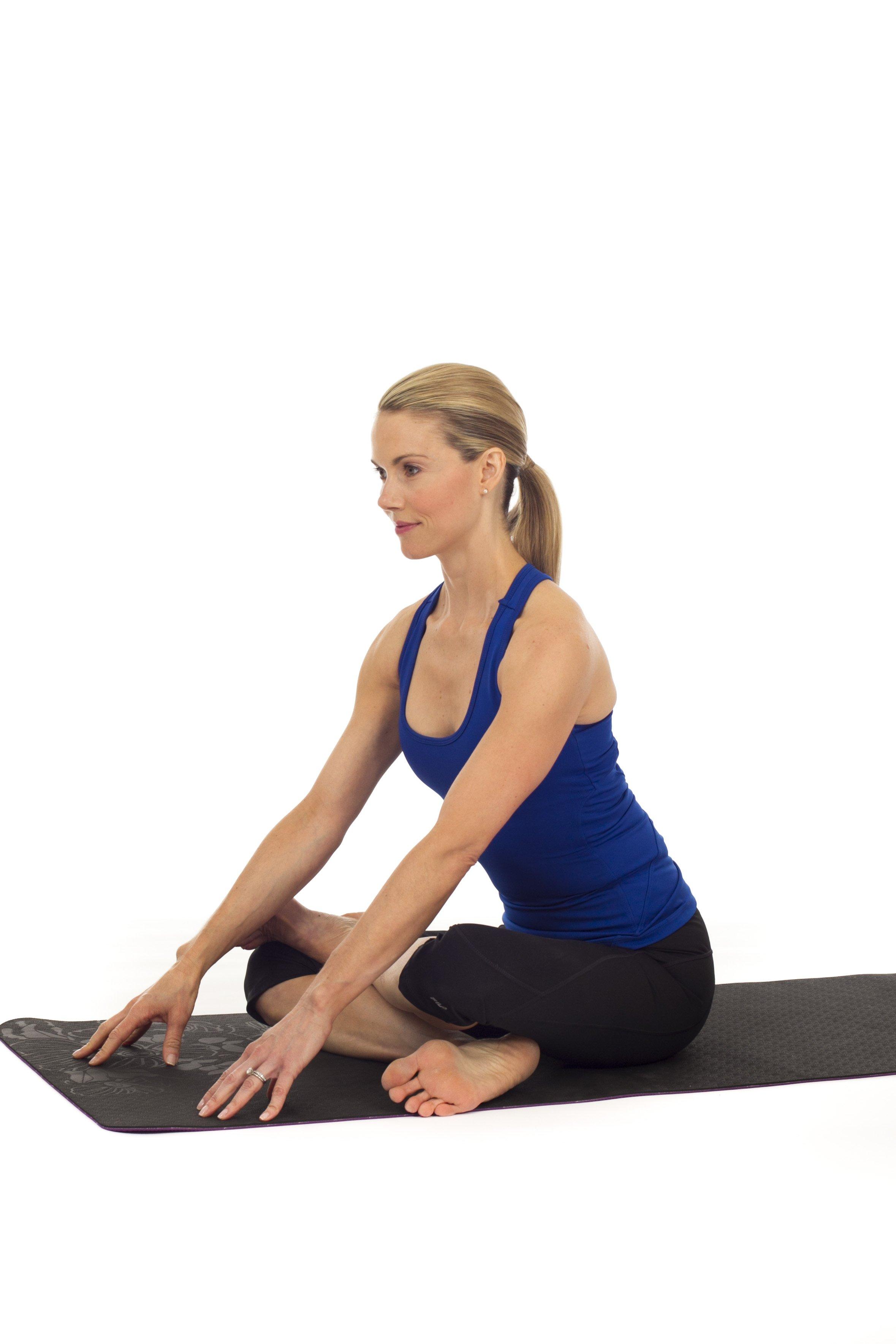Yoga Poses Throughout Your Pregnancy Kristin Mcgee