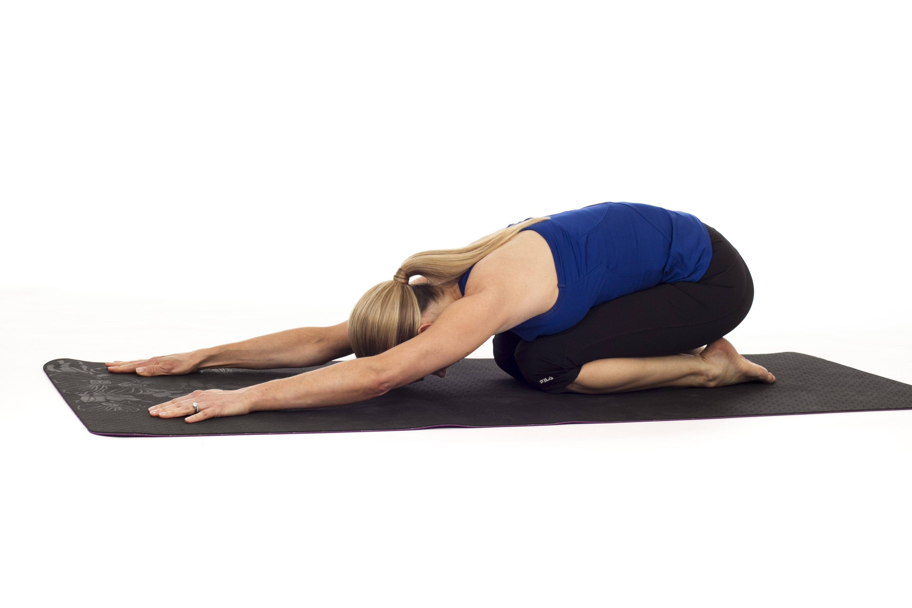 Tax Day Relief Yoga Poses!