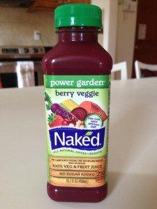 Naked Berry Veggie Power Garden