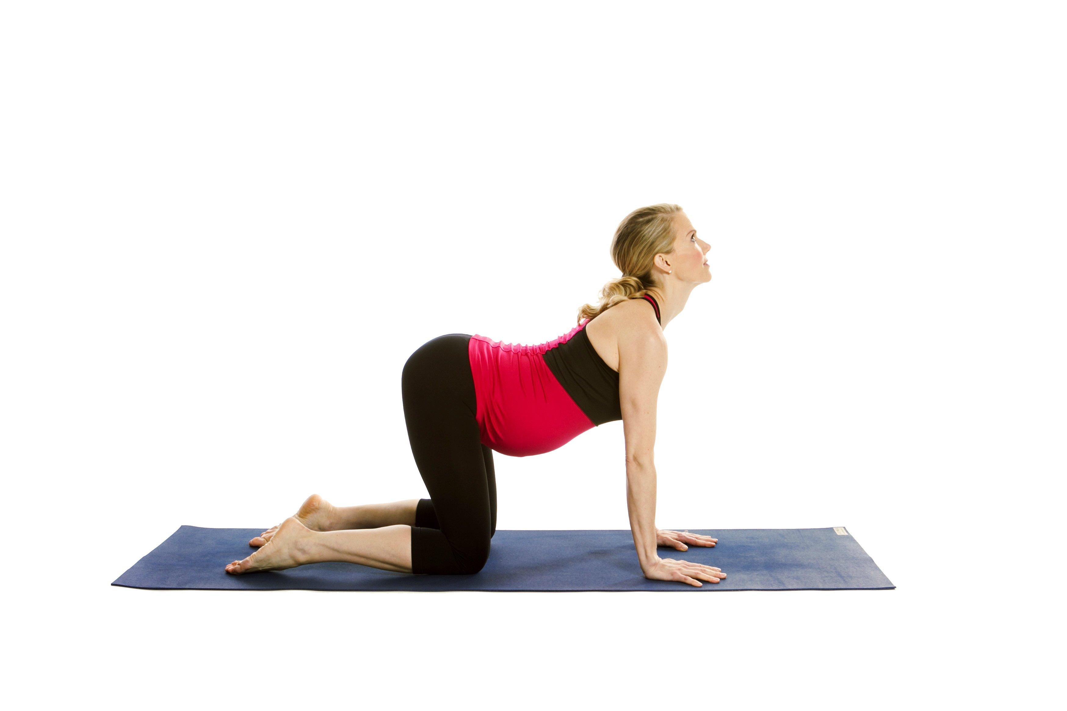Фото поза при беременности как делать это