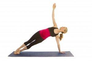 Prenatal Side Plank