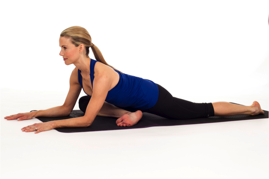 Yoga Poses To Help You Cool Off Kristin Mcgee