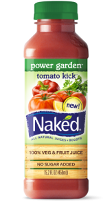 Naked Power Garden Sweepstakes and National Drink your Veggies Day ...