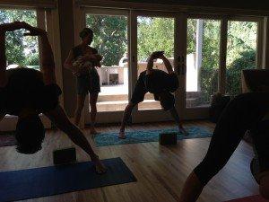 yoga boise
