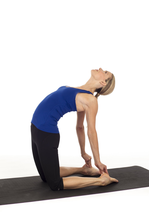3 Yoga Poses to Combat Depression - Kristin McGee