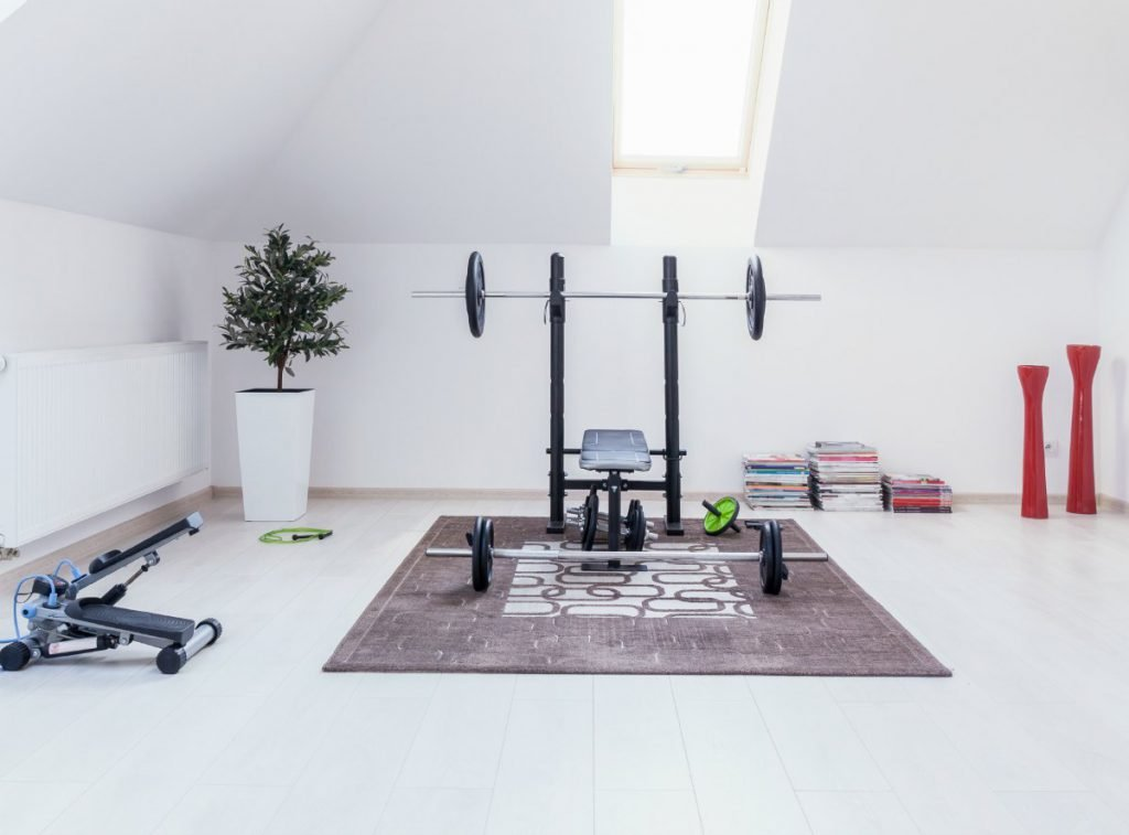 Creating A Home Gym Fit For Exercise Not Distraction