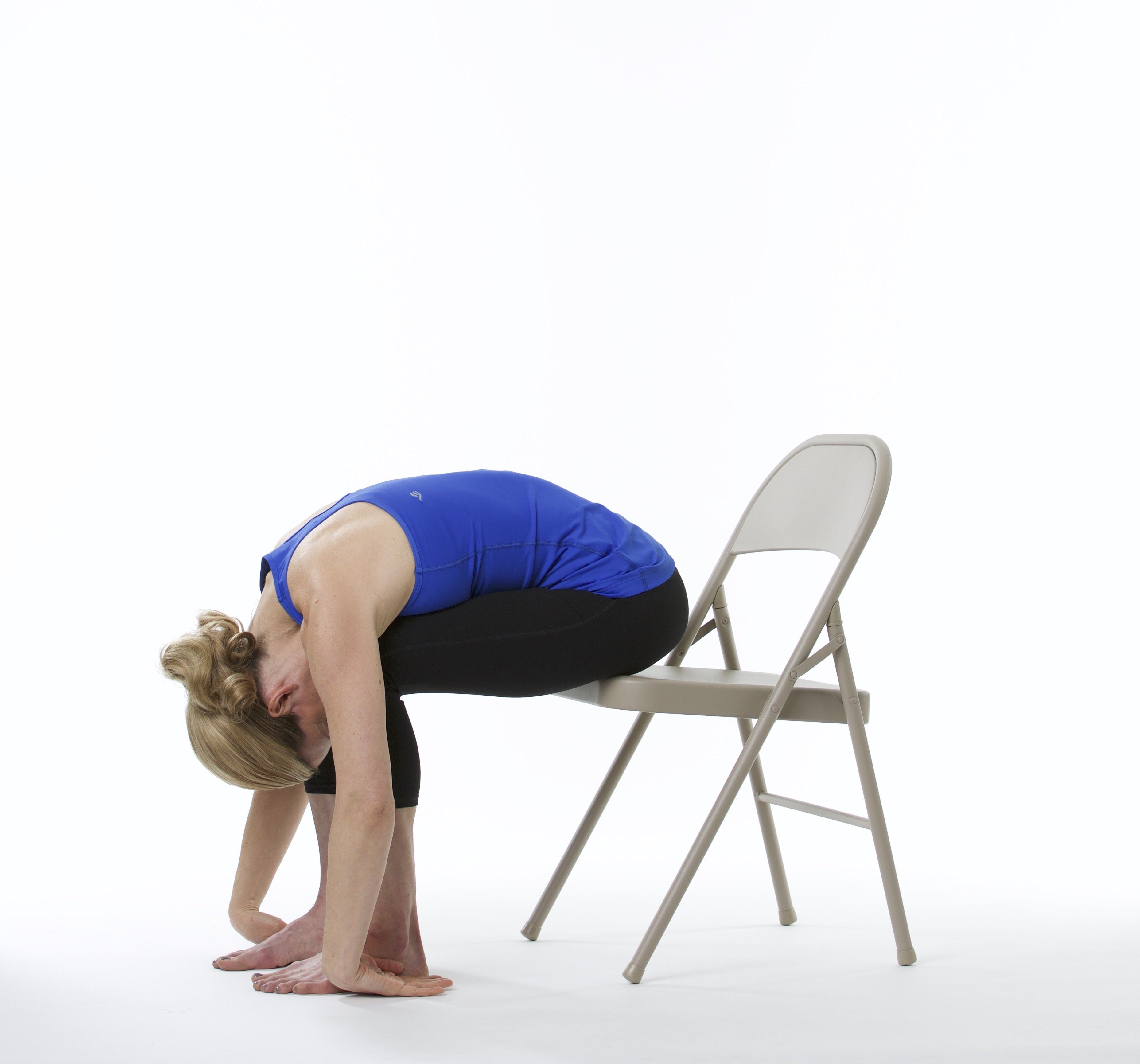Chair Yoga for the Lower Back: Alleviate Debilitating Pain ...