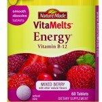 NM 2878 L300 VitaMelts Vit B12