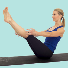 Yoga poses for your core