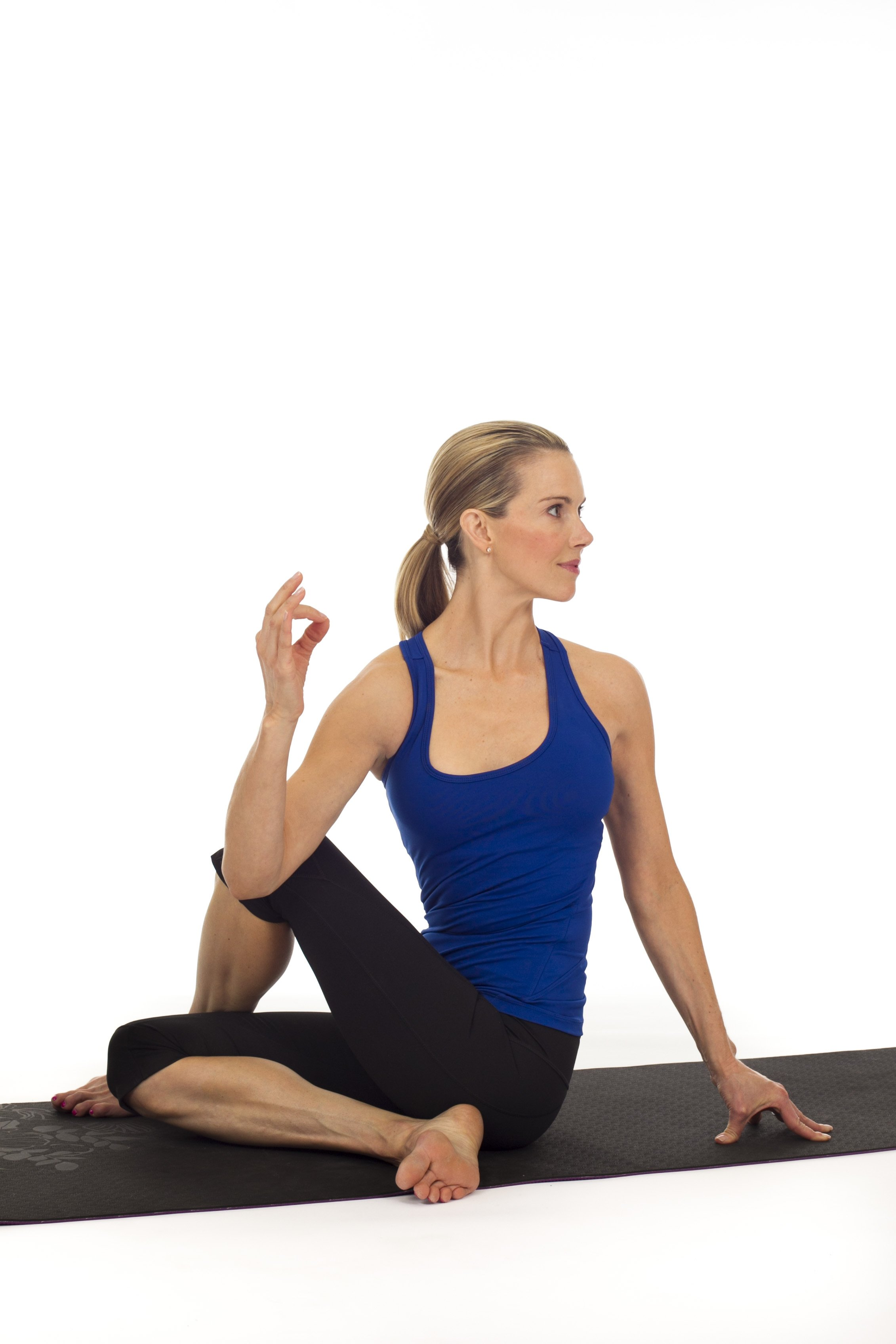 Spring Clean Your Body With These Detoxifying Yoga Twists