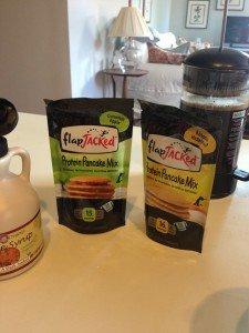 Flap Jacked pancake mix