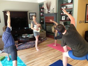 yoga for family
