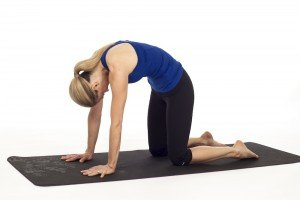 yoga poses to beat belly bloat  kristin mcgee
