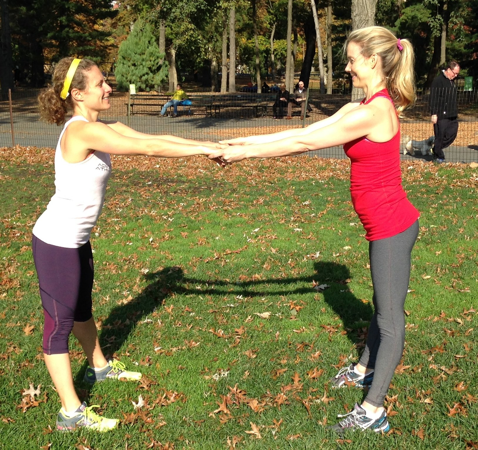 Get Fit With A Friend Kristin Mcgee