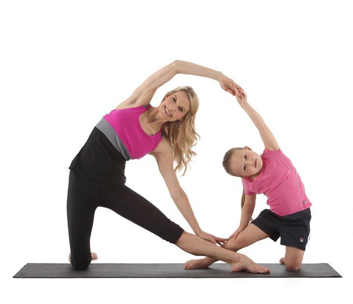 Yoga For Kids Kristin Mcgee