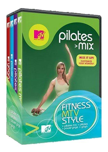 Mtv Fitness 4 Pack Kristin Mcgee