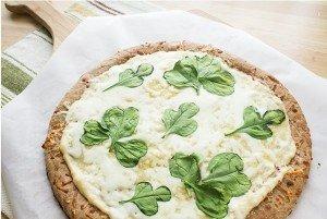 Shamrock Pizza _ Skinny Mom