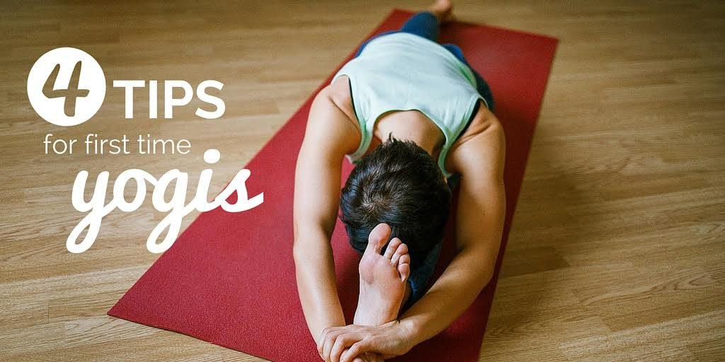 4 Tips for New Yogis