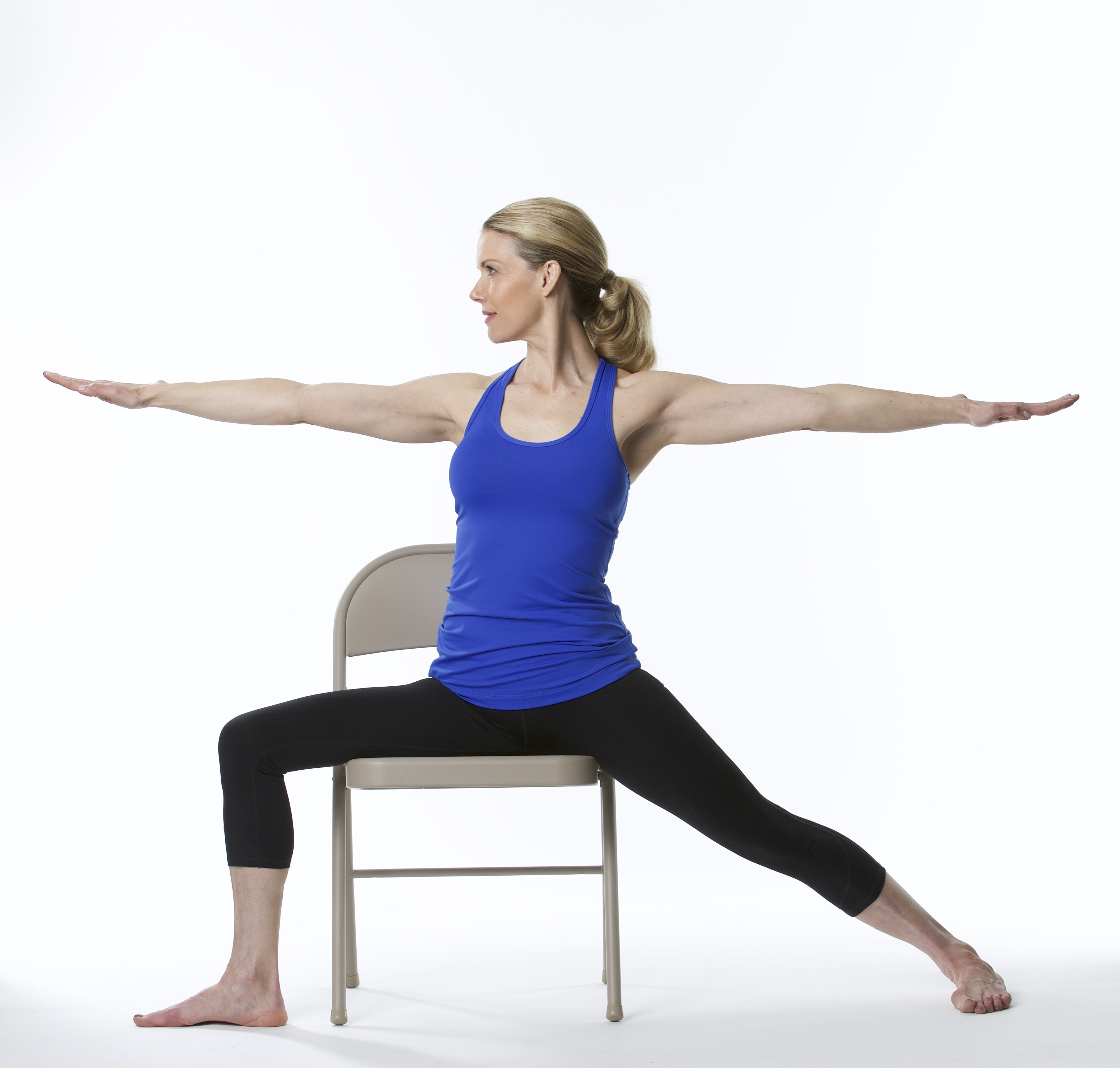 Why Chair Yoga Could Be the Answer to Your Fitness Woes ...