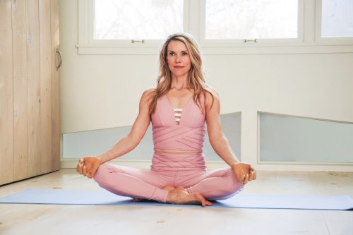 Yoga Basics - Kristin McGee