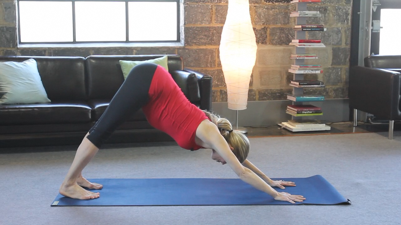 Prenatal - Power Yoga Modifications - Kristin McGee