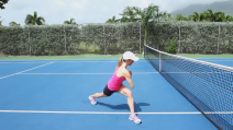 Tennis Yoga Warm-Up